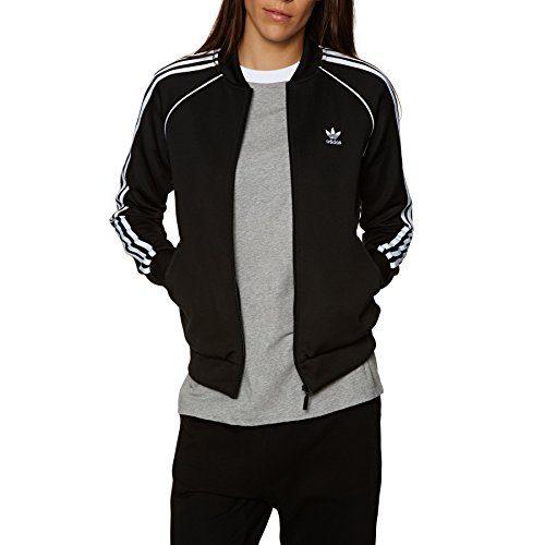adidas Originals SST Tt Pullover Hoody 12 Reg Black