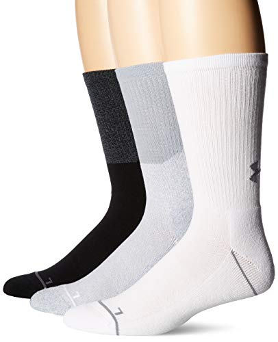 Under Armour Phenom 5.0 Solid Crew Socks