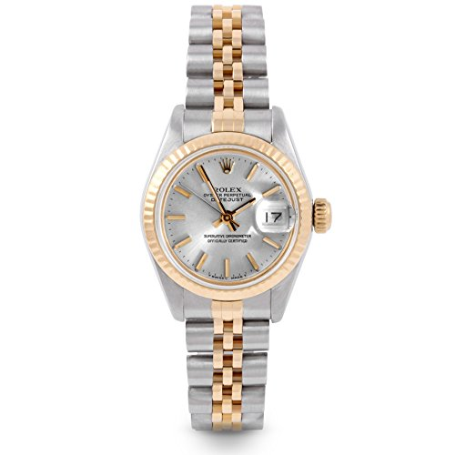 Rolex Datejust Swiss-Automatic Female Watch