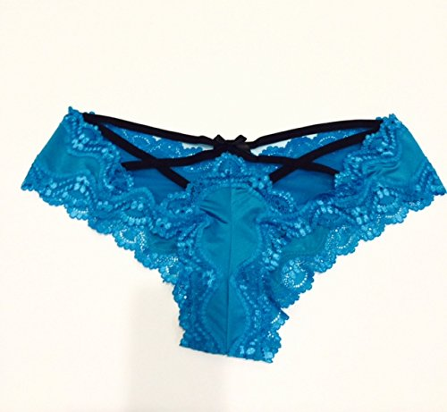 Victoria's Secret Women's Very Sexy Lace trim Cheeky Panty
