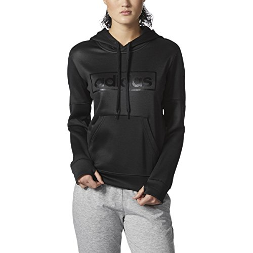 adidas Women's Team Issue Linear Logo Pullover