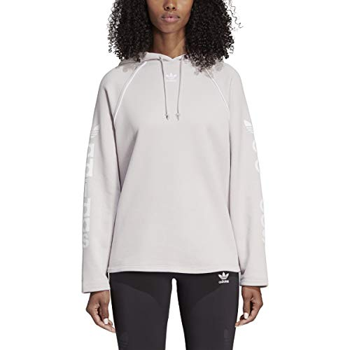 adidas Originals Women's Originals Linear Logo Hoodie