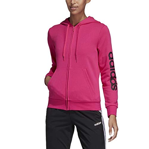 adidas Essentials Linear Full-Zip Hoodie
