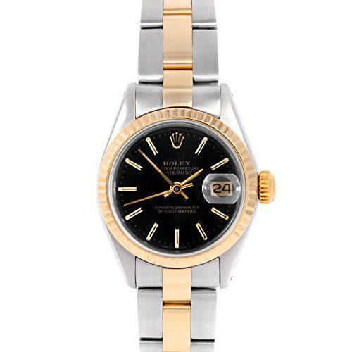Rolex Datejust Swiss-Automatic Female Watch