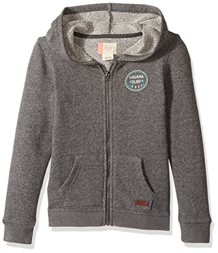 Roxy Girls' Little Close to See U Zip-up Hoodie Sweatshirt