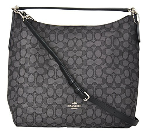 Coach Outline Signature Celeste Hobo Shoulder Crossbody Bag