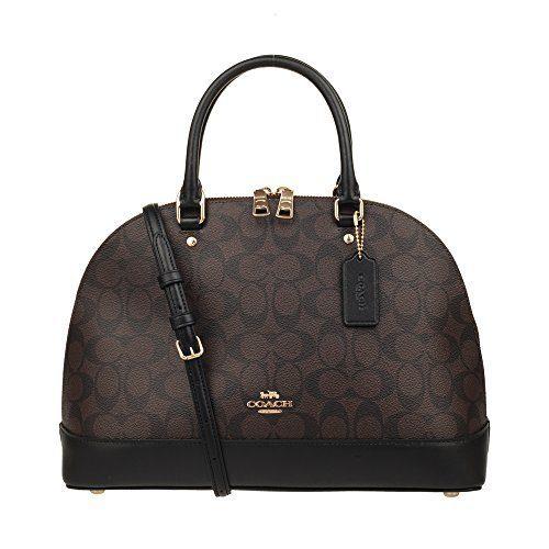 Coach Womens Large Size PVC Hand Shoulder Bag