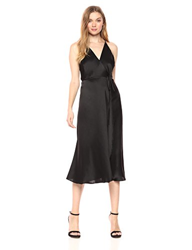 Yumi Kim Women's City Lights Midi, Black Velvet M