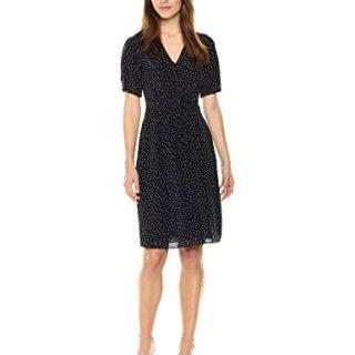 Rebecca Taylor Women's Short Sleeve Hummingbird Dress