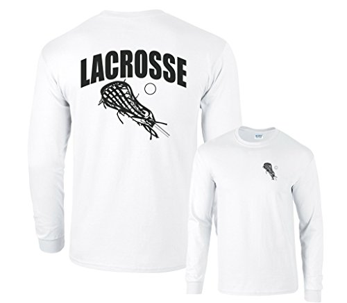 Fair Game Lacrosse Arch Sticks lax Ball Long Sleeve T-Shirt