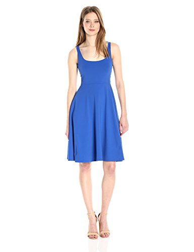 Susana Monaco Women's Paige Dress, Lapis S