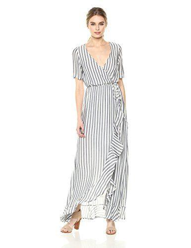 Rachel Pally Women's Rayon WRAP Dress