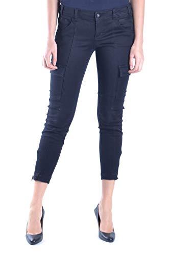 Dolce e Gabbana Women's Black Cotton Jeans