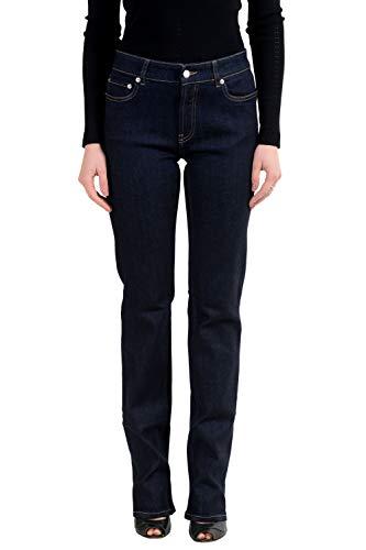 Gucci Blue Contour Fit Women's Jeans