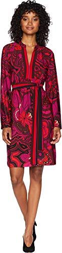 Trina Turk Women's Joni Dress Multi Small