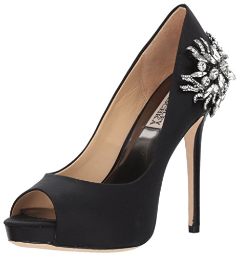 Badgley Mischka Women's Marcia Pump Black