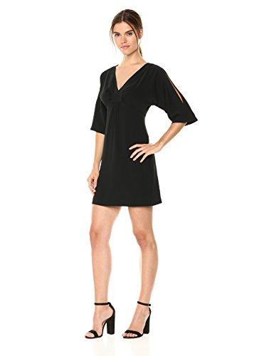 Trina Trina Turk Women's Sarai Split Sleeve Dress