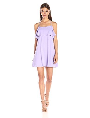 Susana Monaco Women's Zola Dress, Wisteria, Medium