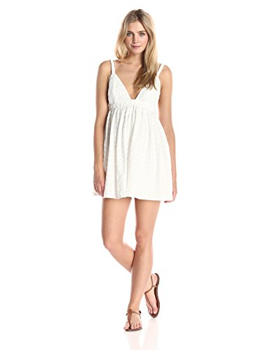 StyleStalker Women's Pipeline Dress, Blanc Large