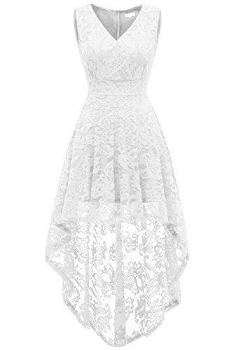 MILANO BRIDE Women's Wedding Dress Casual
