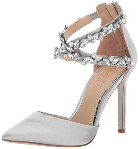 Badgley Mischka Jewel Women's Jazmine Pump Champagne