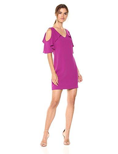 Trina Trina Turk Women's Kaidence Cold Shoulder Dress
