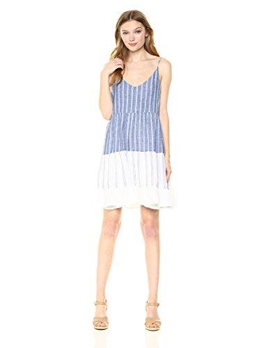Rails Women's Mattie, Mixed Blues Stripe Small