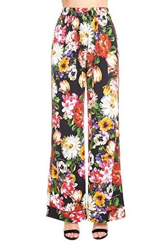 Dolce e Gabbana Women's Multicolor Viscose Pants