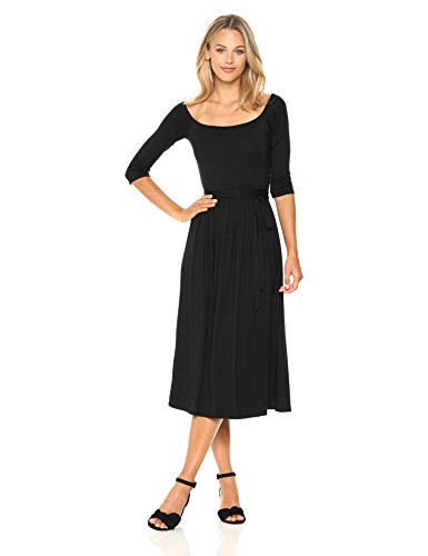 Rachel Pally Women's Cassey Dress, Black, XS