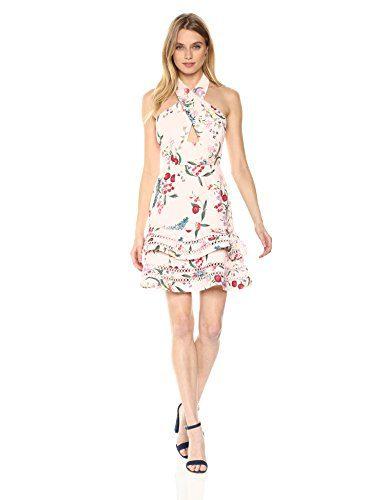 Keepsake The Label Women's Indulge Dress, Blush Botanic Floral M