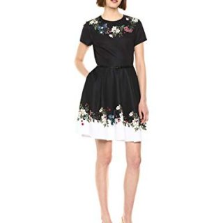 Ted Baker Women's Chestna, Black 1