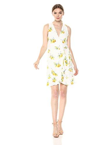 Rails Women's Madison, White Lemons Medium
