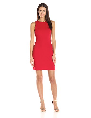 Susana Monaco Women's Mica Dress, Red S