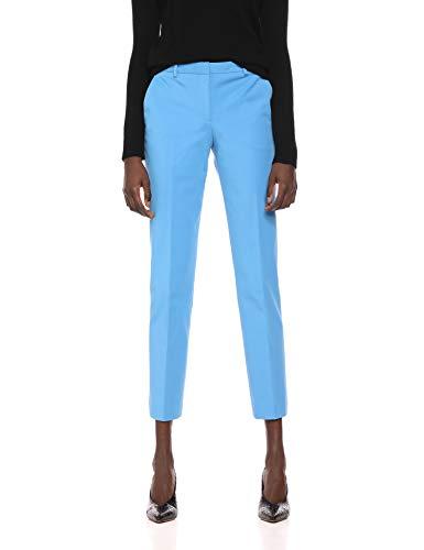 Theory Women's Tailored Trouser, Light Lapis
