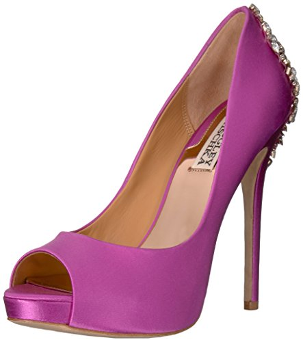 Badgley Mischka Women's Kiara Dress Pump Radiant Orchid
