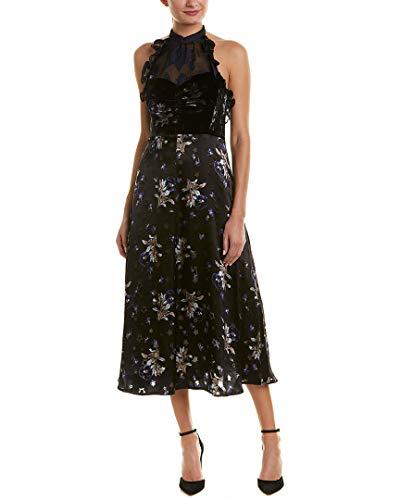 Rebecca Taylor Women's Sl Violet Vel Dress
