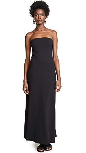 Susana Monaco Women's Strapless Maxi Dress, Black S