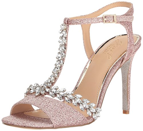 Badgley Mischka Jewel Women's Maxi Heeled Sandal