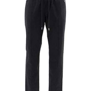 Dolce e Gabbana Women's Gyacetfufisn0000 Black Cotton Pants