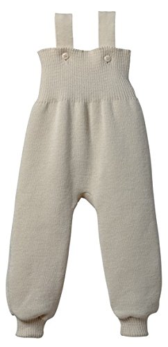 Disana 100% Organic Merino Wool Knitted Trausers/pants Made in Germany