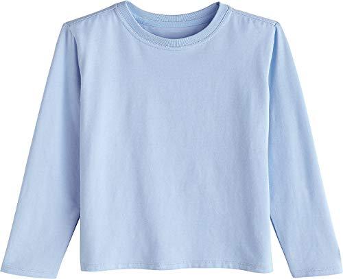 Coolibar UPF 50+ Toddler Long Sleeve Everyday T-Shirt