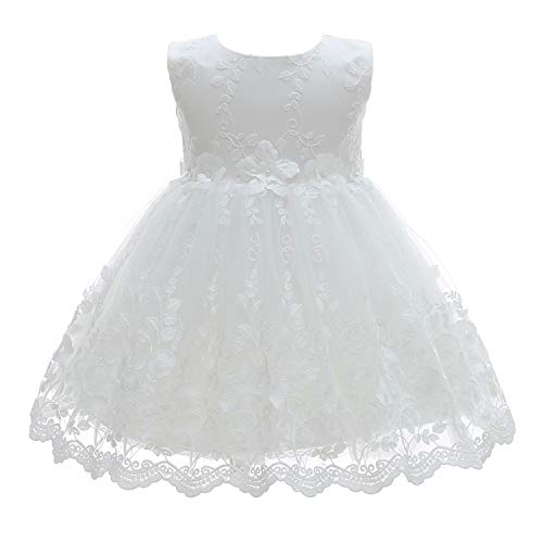 Silver Mermaid Baby Girl Christening Dress 2 Piece