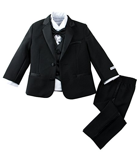 Spring Notion Baby Boys' Modern Fit Tuxedo Set