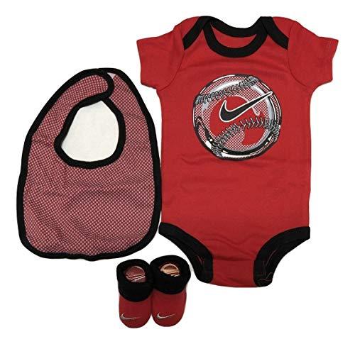 Nike Baby Boys' 3-Piece Layette Set