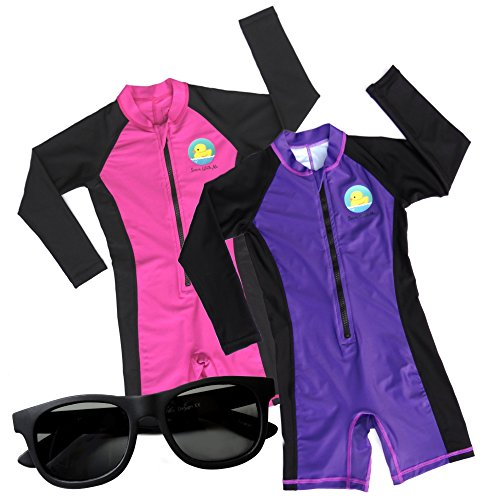 Swim with Me- SPF 50+ Total Sun Protection Swimsuit for Infant