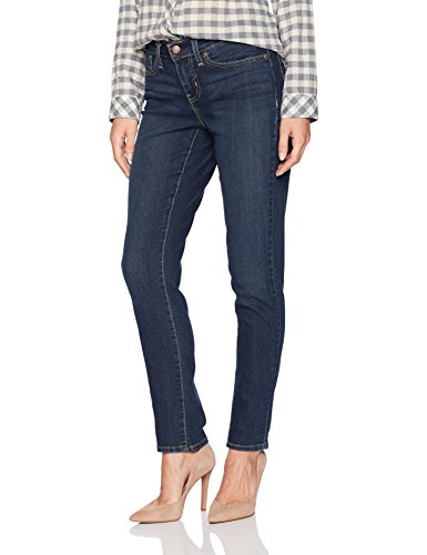Signature by Levi Strauss & Co. Gold Label Women's Curvy Skinny Jeans