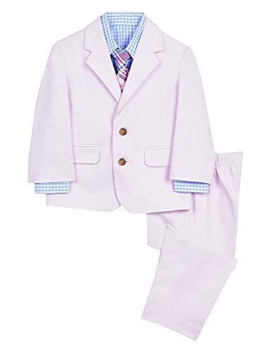 Nautica Baby Boys 4-Piece Formal Dresswear Suit Set