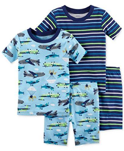 Carter's 4-pc. Pajama Set, Baby Boys, 12 Months
