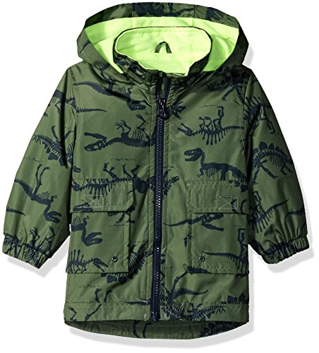 Carter's Baby Boys His Favorite Rainslicker Rain Jacket