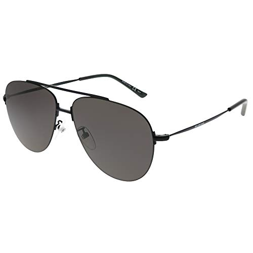 Balenciaga Sunglasses Black and Grey Lens
